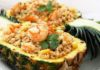 Make Your Own Delicious Pineapple Fried Rice Served In A Pineapple Boat