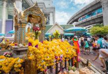 Erawan Shrine – The Famous Sacred Destination in Bangkok
