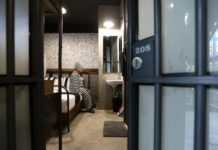 You're GUILTY! Serve time in Sook Station, The Prison Themed Hostel