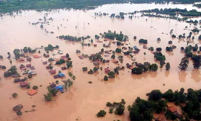 HUMAN FLOOD