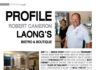 Laong's Bistro Thai, fusion and International cuisine