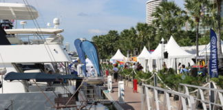 The Ocean Marina Pattaya Boat Show 21 – 24 Nov 2019