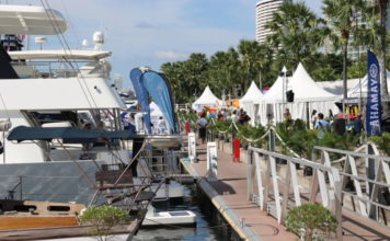 The Ocean Marina Pattaya Boat Show 21 – 24 Nov 2019