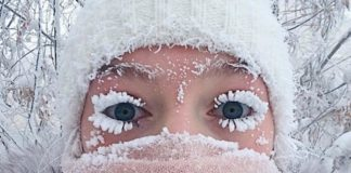Crazy Things That Happen Only When It's Really Cold