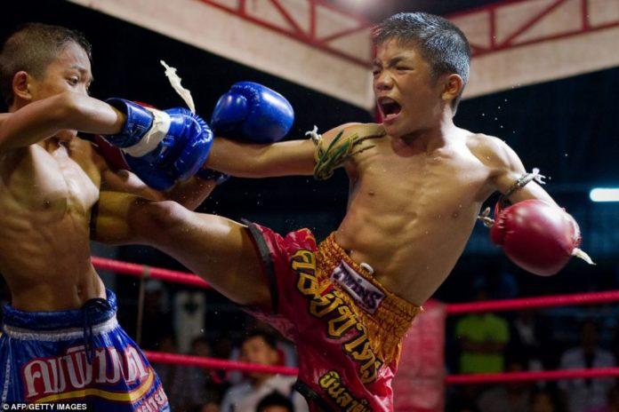 Human Muay Thai