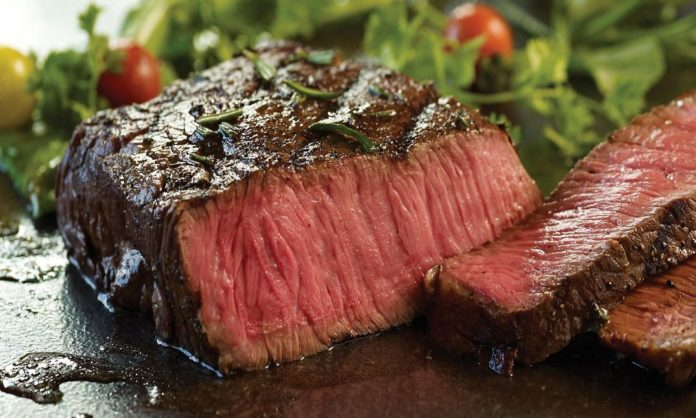 Human meat diet