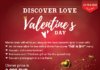 Discover Love on this Valentine's Day