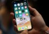 Apple close to trillion-dollar value after iPhone X drives leap in profits