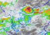 NASA finds Tropical Storm Bebinca moving over Laos, Thailand
