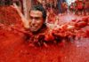 "World's Biggest Food Fight – ""La Tomatina"""