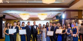 THE RIVIERA GROUP WINS PRESTIGIOUS 'TRIPLE' at Thailand Property Awards 2018