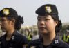 Top Thai Police Academy Bans Enrollment of Women