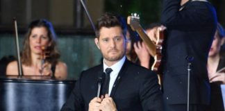 Singer Michael Buble reveals plans to retire in 'last interview'