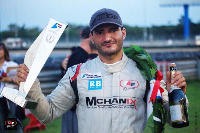 Phillip Massoud TA2 Champion 2018