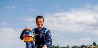 Thai Racer Albon gets Toro Rosso F1 seat for 2019