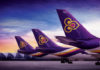 Thai Airways suspends flights to Europe