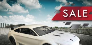 TA2 Asia Racing – Opportunities to race, Replica Mercedes AMG C63