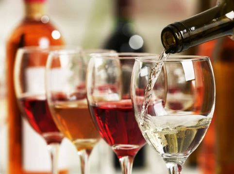 wine cancer