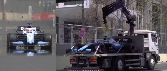 Baku drain incident