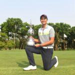 Sadom gets rookie season off to a winning start at Bangabandhu Cup Golf Open