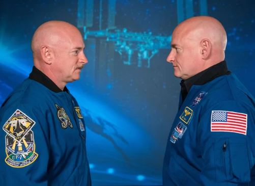 scott kelly space
