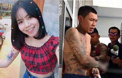 Roulette killing thailand