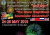 Pattaya International Fireworks Festival 24th & 25th May 2019