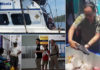 Italians held in Phang Nga since April 17th last as police probe a complaint of illegal fishing