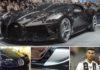 Bugatti La Voiture Noire Allegedly Bought By Cristiano Ronaldo