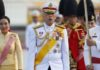 Thai King Vajiralongkorn to be crowned in three-day ceremony