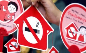 Smoking at home to soon become a punishable offence in Thailand