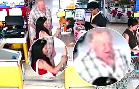UK Man theft