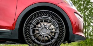 Michelin launches innovative airless tires that reduce tire waste