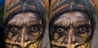 Aboriginal tattoo exhibition opens in Bangkok museum