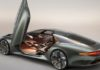 Bentley EXP 100 GT is an electric vision of luxury in 2035