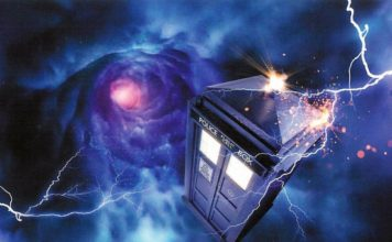 Building a TARDIS in real life is mathematically possible