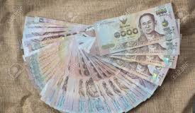 Is today's falling baht a sign of things to come?