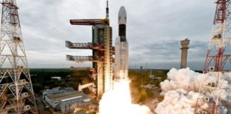 India's moon mission lifts off, hopes to probe lunar south pole