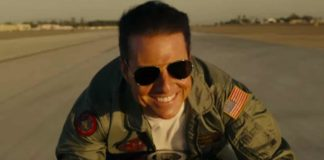 Tom Cruise returns to the skies in Top Gun 2