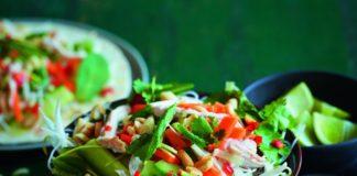 Vietnamese-Style Salad Recipe