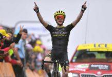 Thomas profits from Alaphilippe's late struggle as Simon Yates wins stage 15