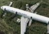 'Miracle' in Russia as plane lands in cornfield after striking gulls