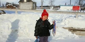 Four-year-old girl walks eight kilometres through subzero forest to fetch help for dying grandmother