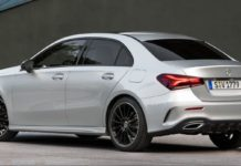 Mercedes-Benz A200 Sedan now in Thailand