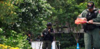 Several small blasts heard in Thai capital Bangkok, two hurt