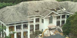 Britain's historic Bangkok embassy bulldozed 'to make way for shopping mall'