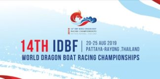 International Dragon Boat – Pattaya 20 – 25 August