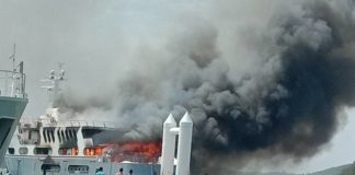 Superyacht Gutted by Fire at Phuket Marina