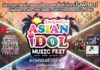 First ever Asian Idol Music Fest in Pattaya 20-22 Sept 2019