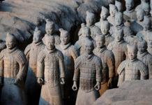 China's terracotta warriors to be shown in Thailand